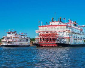 River Lunch Cruise in Savannah For Two