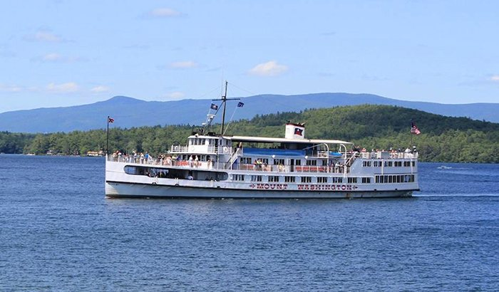 New Hampshire Scenic Cruise