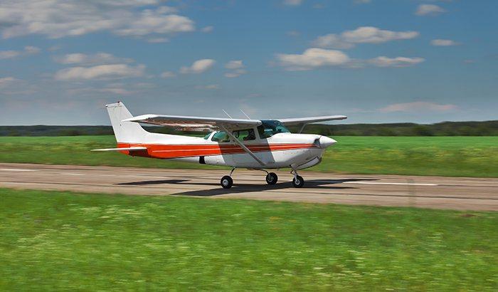 Scenic Flight Tour of San Marcos