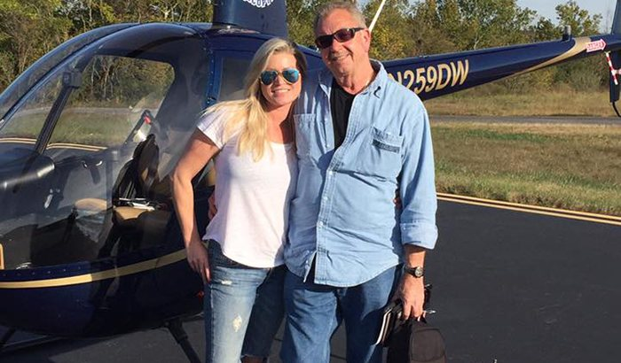Helicopter Flight Tour Over Manassas
