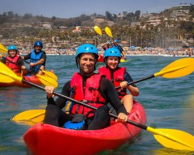 La Jolla Sea Caves Kayak Tour For Two