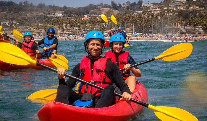 La Jolla Sea Caves Kayak Tour For Two