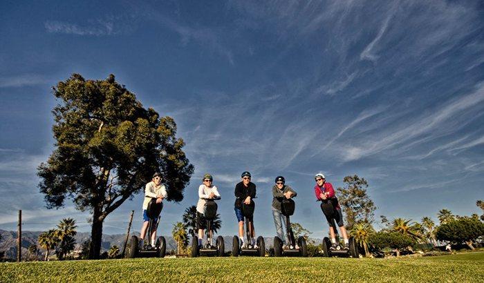 Santa Barbara Segway Tour