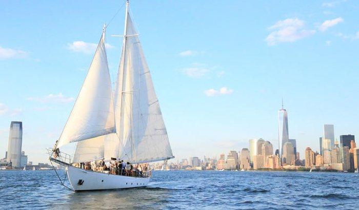 NY Champagne Brunch Sail