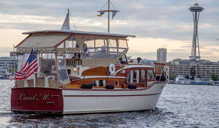 Seattle Sightseeing Charter Cruise