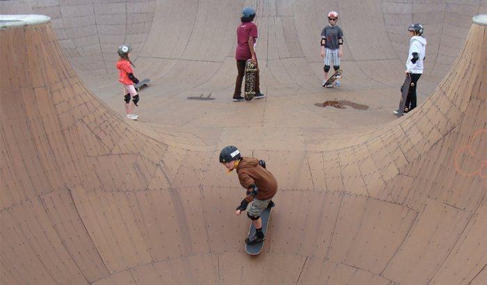 Skateboarding Lessons in Manhattan