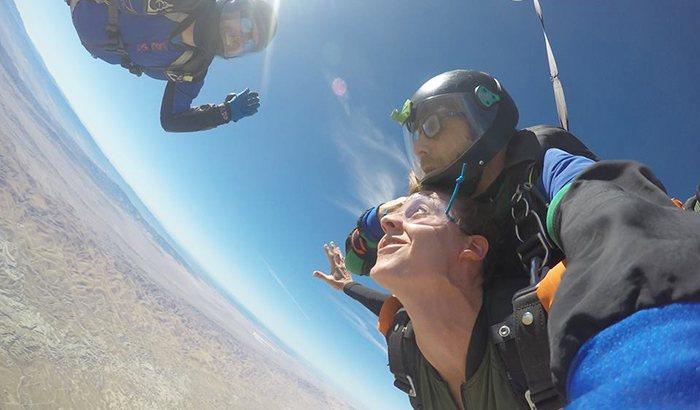 Skydiving Bakersfield
