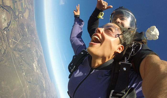 Skydiving Santa Barbara