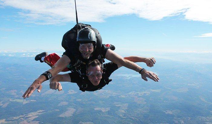 Tandem Skydive Toledo