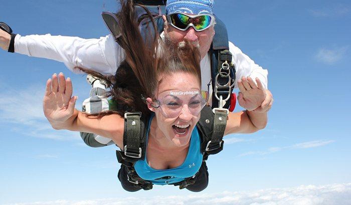 Skydiving Austin