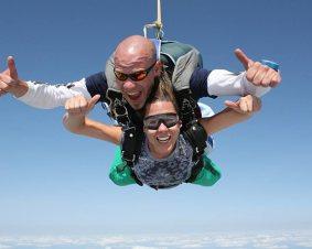 Tecumseh Skydiving