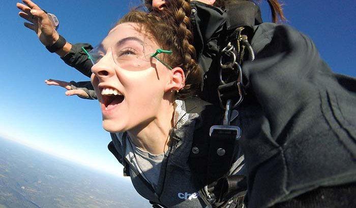 Skydiving Poconos