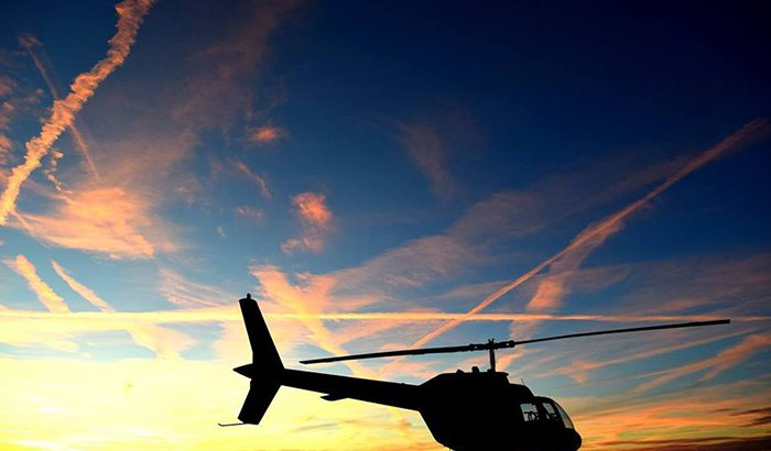 Smoky Mountains Helicopter Tour