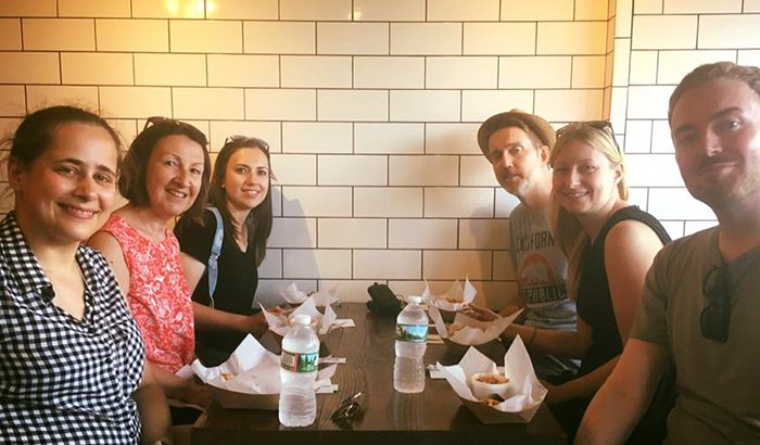 Arts and Eats Tour of West Boston