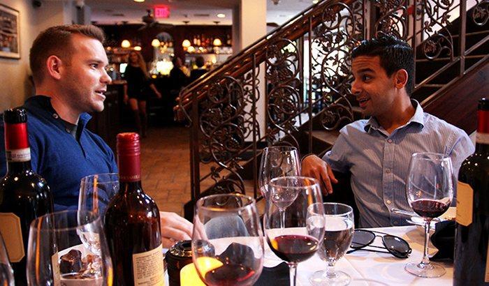 Boston Wine Tasting Tour