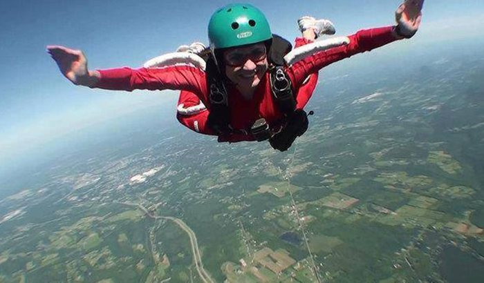Static Line Skydive Albany