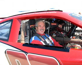 Pocono Raceway Stockcar Ride Along