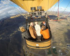Park City Hot Air Balloon Ride For Two