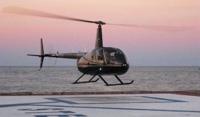 Sunset Helicopter Tour Over Philadelphia