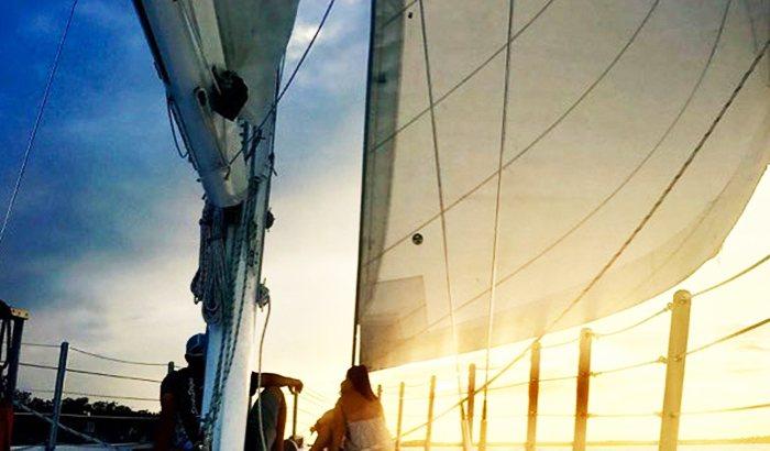 Stars and Stripes Sailing In Hilton Head
