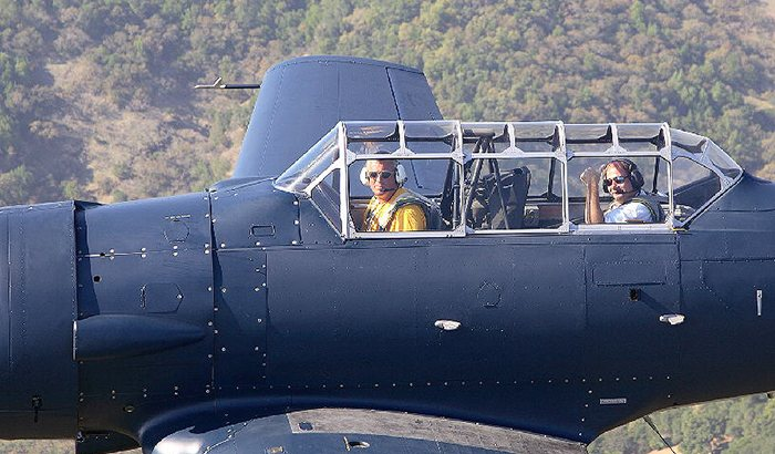 The Ultimate Vintage Aircraft Experience