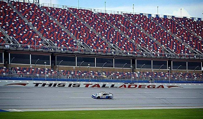 Talladega Superspeedway NASCAR Experience