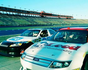 Talladega Superspeedway NASCAR Ride Along