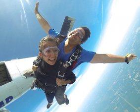 Tandem Skydive New England