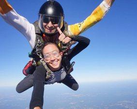Tandem Skydive Philadelphia For Two