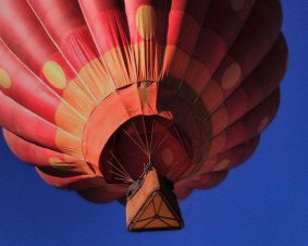Temecula Balloon Flight