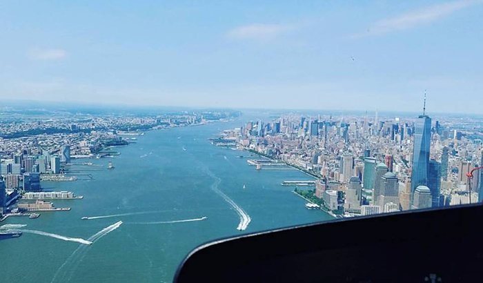 The Big Apple NYC Helicopter Tour