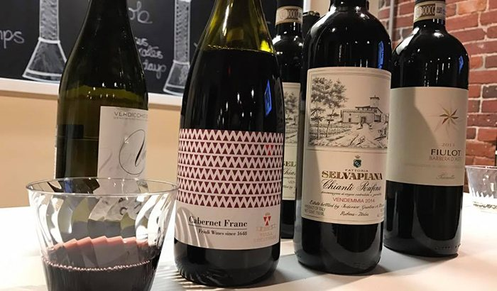 The Cork Stop Wine Tasting Seminar