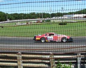 Thompson Speedway Ride