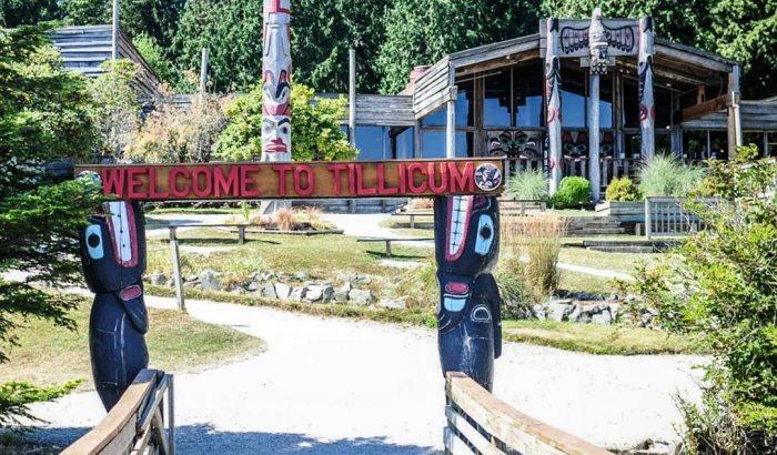 Tillicum Village Excursion Tour