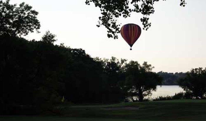 Topeka Hot Air Balloon Ride