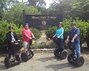 Sonoma Segway Tour For Two