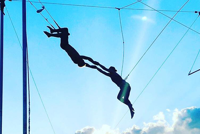 i fly trapeze nj