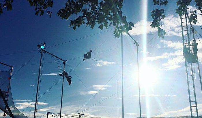 Long Island Trapeze Class