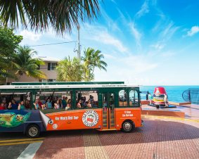 Key West Trolley Tour