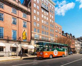 Boston Trolley Tour