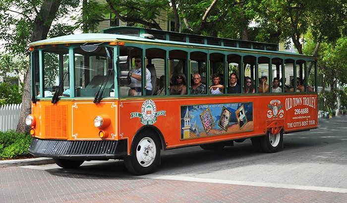 Key West Trolley Tour