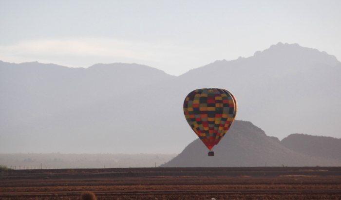 Tucson Hot Air Balloon Ride