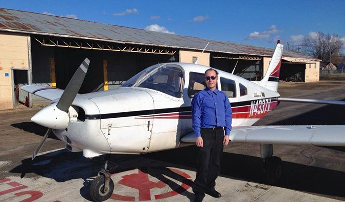 Fly a Plane in the Twin Cities
