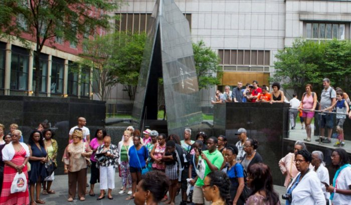 NYC Underground Railroad Tour