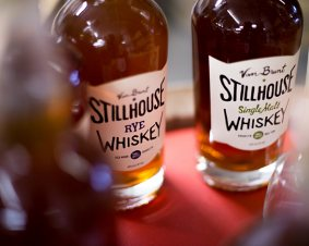 Stillhouse Whiskey Distillery Tour