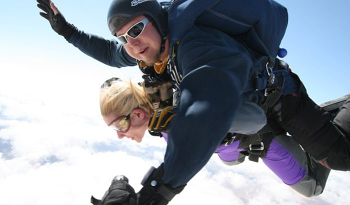 Tandem Skydive Las Vegas For Two