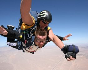 Tandem Skydive Las Vegas For Two