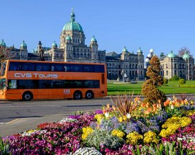 Victoria Day Trip and Butchart Gardens