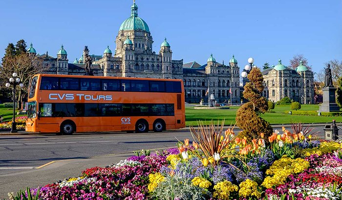 Victoria day trip and butchart gardens xperience days - Butchart gardens tour from victoria ...