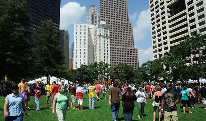 Downtown Atlanta Walking Tour